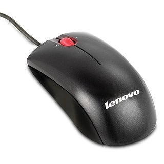 Refurbished Lenovo Mouse 06P4069 Lenovo USB Optical Mouse
