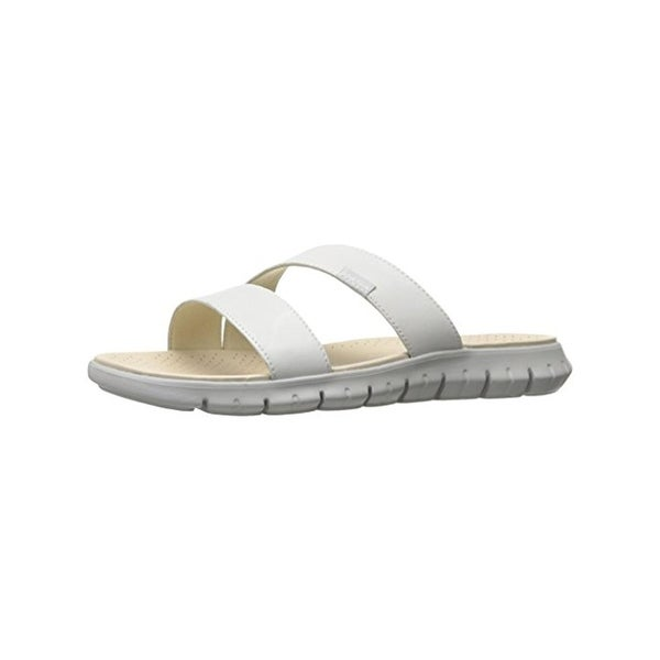 Cole Haan Womens Zero Grand Flat Sandals Open Toe Strappy