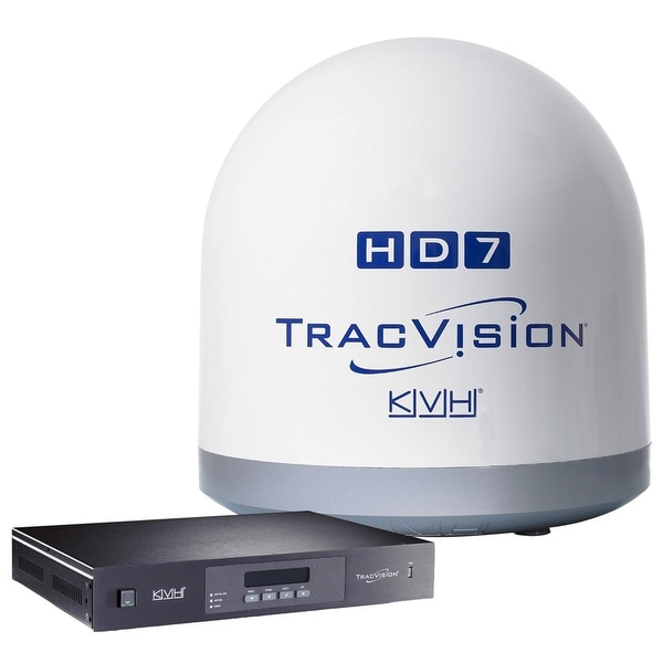 "KVH TracVision HD7 24"" Footprint-Truck Freight Only - 01-0323-01"