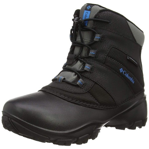 d8ea7cb7a84 Shop Columbia Unisex-Kids Youth Rope Tow III Waterproof Snow Boot ...