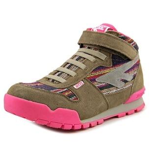 Hi-Tec Sierra Lite Original Wooly Women Leather Multi Color Hiking Shoe
