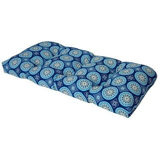 Link to Terrasol Sundial Outdoor Settee/Loveseat Cushion Similar Items in Outdoor Cushions & Pillows