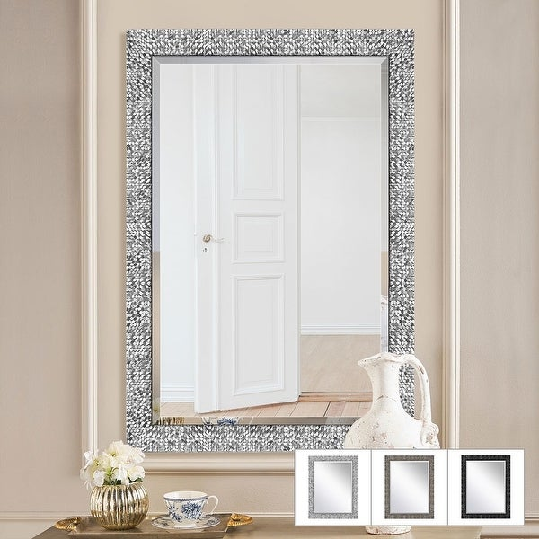 Mirror Trend Framed Accent Mirror. Opens flyout.