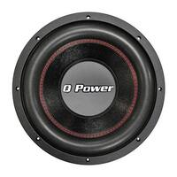 Qpower  12 in. Deluxe Series DVC Basket 70 oz Magnet 1700 watt Woofer