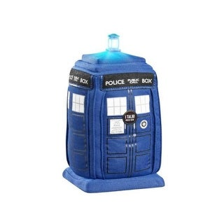 Doctor Who Medium Talking Plush: Tardis
