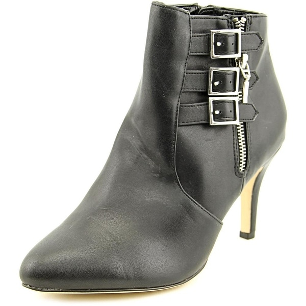 Style & Co Electraa Womens Black Boots
