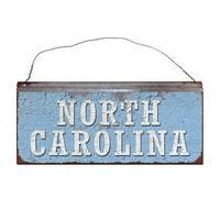 University of North Carolina Tar Heels Small Tin Sign