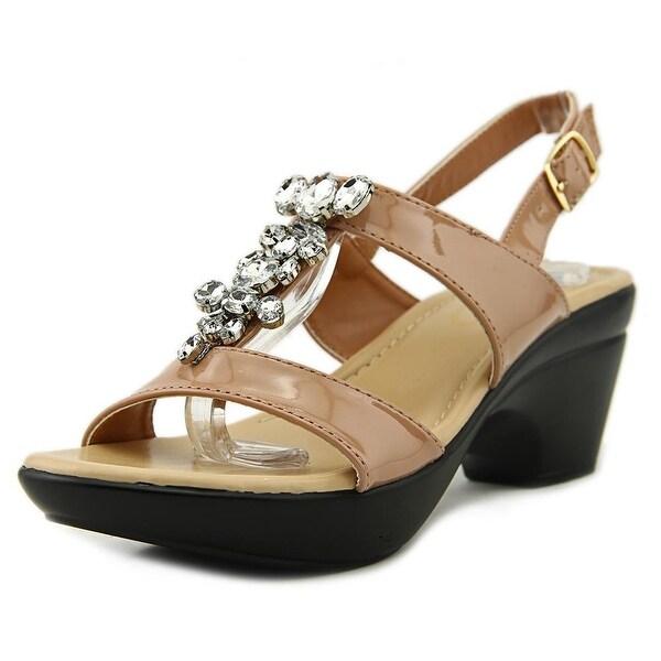 Callisto Aster Women Nude Sandals
