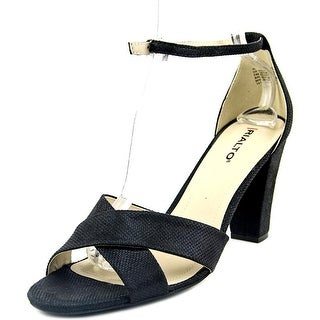 Rialto Raziela Women Open Toe Canvas Sandals