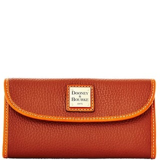 Dooney & Bourke Pebble Grain Continental Clutch (Introduced by Dooney & Bourke at $128 in Jul 2014)|https://ak1.ostkcdn.com/images/products/is/images/direct/fc61e669f7665637075df209898580516f15b13e/Dooney-%26-Bourke-Pebble-Grain-Continental-Clutch-%28Introduced-by-Dooney-%26-Bourke-at-%24128-in-Jul-2014%29.jpg?_ostk_perf_=percv&impolicy=medium