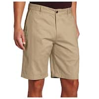 Dockers Beige Mens Size 30 Khakis Chinos Classic Perfect Fit Shorts