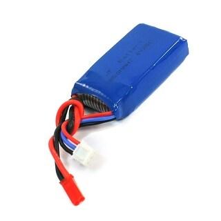 7.4V 850mAh 25C 21.25A JST 2S Balance Plug Lithium Li-ion Battery
