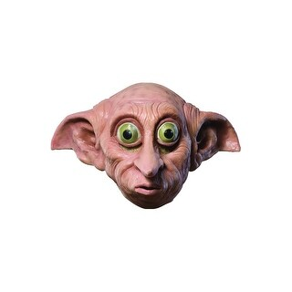 Rubies Dobby Child 3/4 Mask - Pink