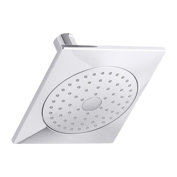 Kohler K-14786 Loure 2.5 GPM Single Function Shower Head with Katalyst Air-induction Technology