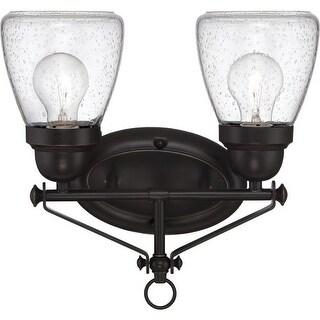 Nuvo Lighting 60/5542 Laurel 2 Light Bathroom Vanity Light