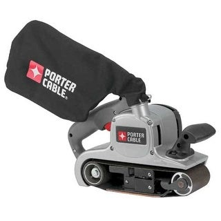 """Porter Cable 352VS 3"""" x 21"""" Variable-Speed Belt Sander with 8 Amp Motor and Dust"""