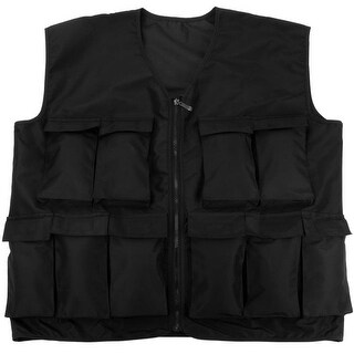 Brybelly SFIT-1402 7 Kg Weight Vest, 15 lbs