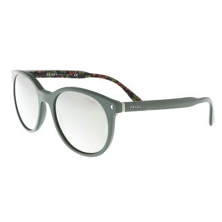 Prada PR 06TS VAS2B0 Opal Green Round Sunglasses - 53-19-145