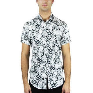 Link to Palm Tree Print Button Down Shirt (BS-02) Similar Items in Shirts