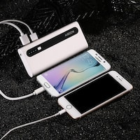 2 Pack Portable Power Bank Charger
