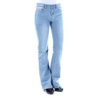 TINSELTOWN $29 Womens New 2147 Blue Boot Cut Casual Jeans 3 Juniors B+B