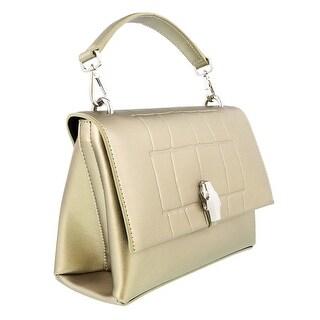 Class Roberto Cavalli Panthera 002 Platinum Small Shoulder Bag
