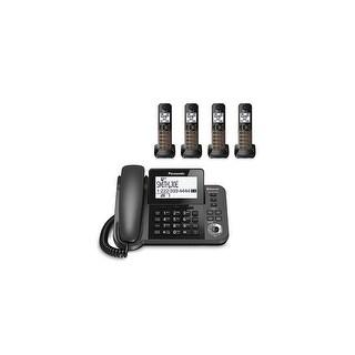 Panasonic KX-TGF384M 5 Handset Corded - Cordless Phone