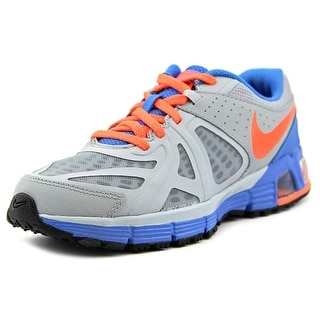 Nike Air Max Run Lite 5 (GS) Youth Round Toe Leather Gray Sneakers