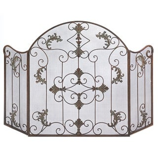 Florentine Fireplace Screen