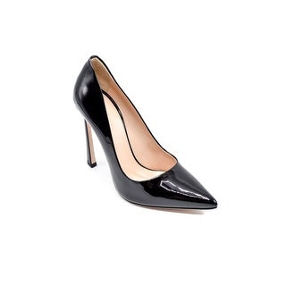 Giambattista Valli Patent Leather Black Classic Pumps Size 38 / 8