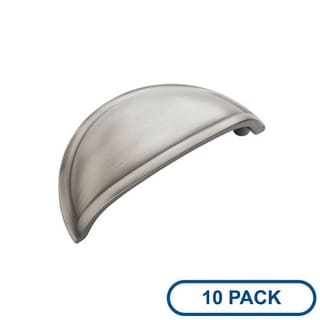 Amerock BP53010 10PACK Allison Value Hardware 3 Inch Center To Center Cup  Cabinet Pull