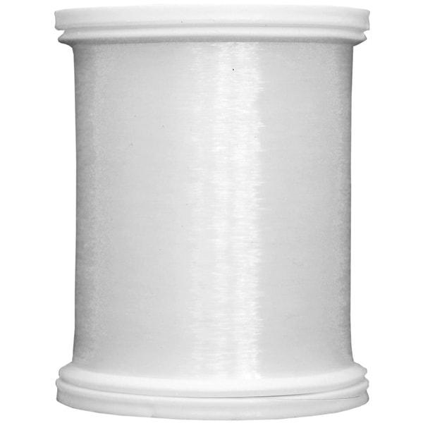Transfil Monofilament Thread 100% Nylon 1,094yd-Clear - CLEAR