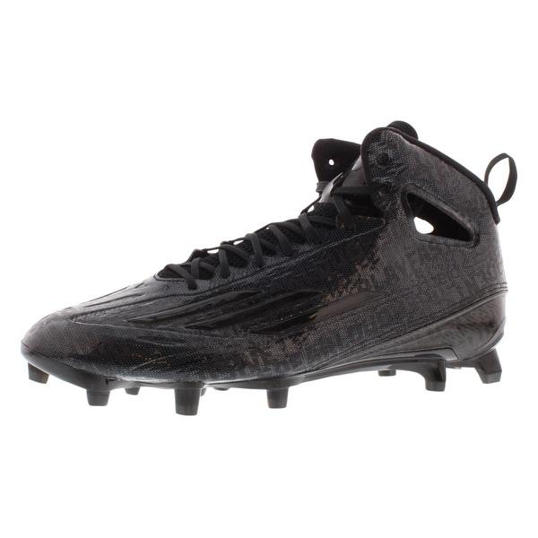 Adidas Adizero 5-Star 4.0 Mid Cleats Men's Shoes - 9.5 d(m) us