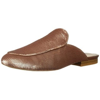 Kenneth Cole New York Women's Wallice Slip on Backless Loafer Mule