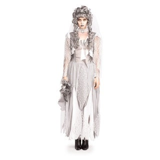 Dead Bride Adult Costume Large,Standard,X-Small