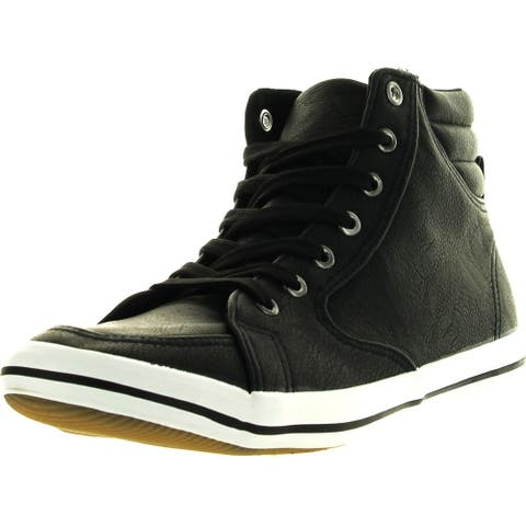Arider Ar5011 Mens Fashion Classic High Top Lace Up Sneaker Comfort Casual