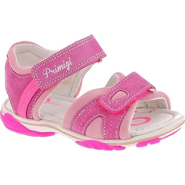 Primigi Girls 7082 Fashion Adventure Sport Sandals - Fuchsia