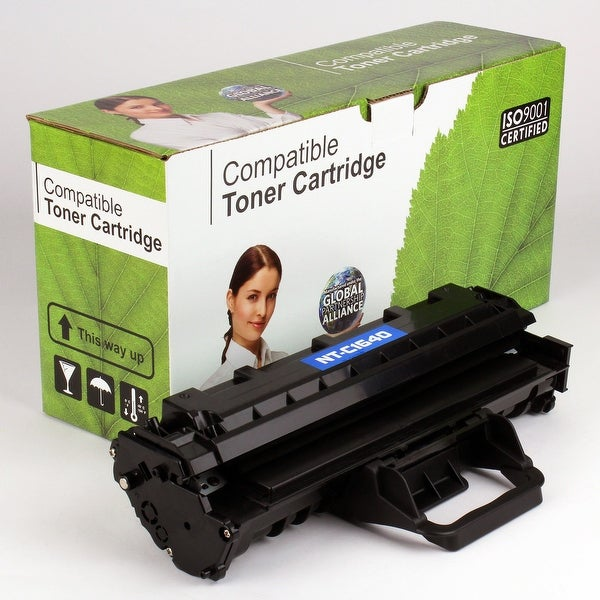 Value Brand replacement for Samsung MLT-D108S, ML-1640 Toner (1,500 Yield)