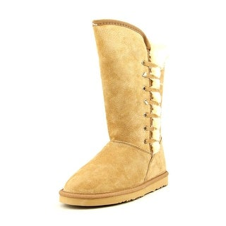 Lamo Robyn Women Round Toe Suede Winter Boot