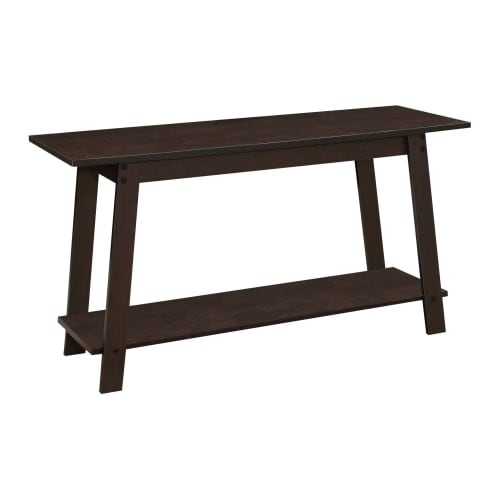 Monarch Specialties I 2735 42 Inch Wide Wood Hall Console Table   Free  Shipping Today   Overstock.com   25612973