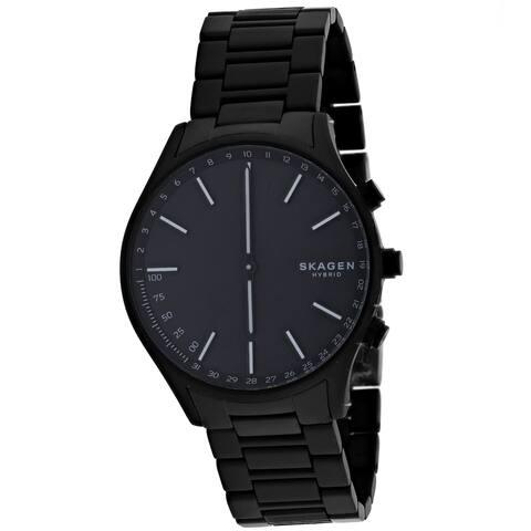 Skagen Men's Holst Hybrid Black dial watch - SKT1312 - One Size