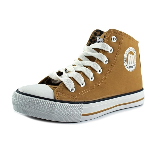 MTNG 13992 Women Synthetic Tan Fashion Sneakers