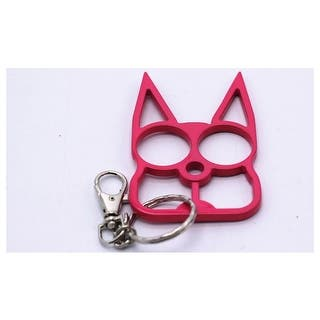 Metal Kitty Cat Keychain- Color May Vary - Multicolored|https://ak1.ostkcdn.com/images/products/is/images/direct/fc805b5c24455fdf3fae946ccbbad47e21c8f752/Metal-Kitty-Cat-Keychain--Color-May-Vary.jpg?impolicy=medium