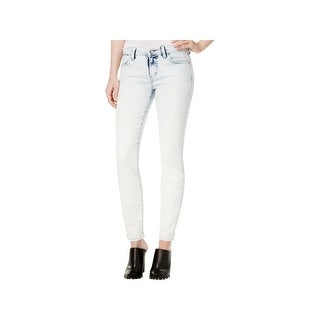 Guess Womens Skinny Jeans Ankle Low-Rise