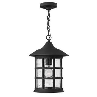 Hinkley Lighting 1802 1 Light Outdoor Single Pendant From the Freeport Collection