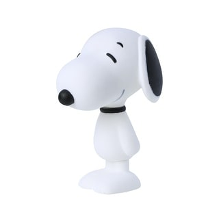 "Snoopy Classic White 5.5"" Flocked Vinyl Figure"