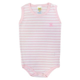 Pulla Bulla Toddler Striped Sleeveless Bodysuit sizes 1-3 years (More options available)