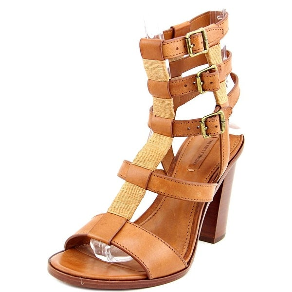 Frye Suzie Gladiator Open Toe Leather Gladiator Sandal