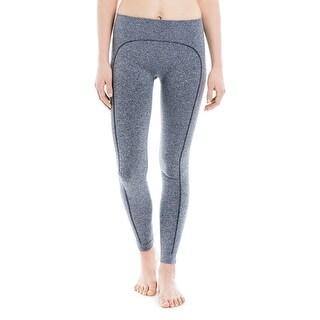 Lole Beloved Womens Leggings - Sleek Seemless - Charcoal Heather