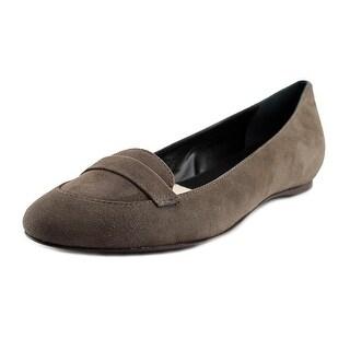 Megumi Ochi Amalfi Round Toe Leather Flats